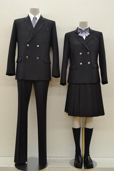 太宰府高等学校制服画像